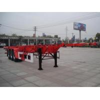 Wholesale 40ft trailer for the ISO tank container transportation best selling from china suppliers
