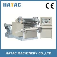 Wholesale Round Blade BOPP Film Slitting Machine,Aluminum Foil Rewinder and Slitter Machinery from china suppliers