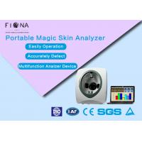 Wholesale Skin Tightening Skin Analysis Machine 40W Power 50HZ For Beauty Salon from china suppliers