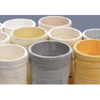 Wholesale Anti Alkali Fiberglass Polyester Filter Bag Singeing Treatment from china suppliers
