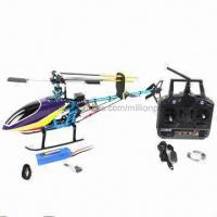Wholesale 450P V2 RTF Remote Control Helicopter with 6CH TX and RX from china suppliers