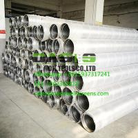 Quality Water Well Drilling 304L Wire Wrapped Johnson Screens China Supplier for sale