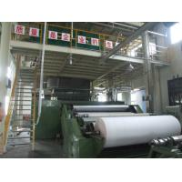 Wholesale Shopping Bag PP Non Woven Fabric Making Machine Double Beams Spunbond from china suppliers