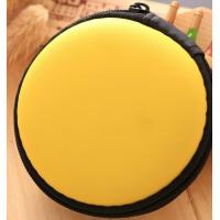 Wholesale Hot selling Fashionable High quality EVA Wallet Fancy Purse Coin purse with zipper Fashion wallet in Round shape from china suppliers
