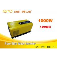 Wholesale Single Phase Solar Powered Inverter For Elevator Door , 1000 Watt Power Inverter from china suppliers