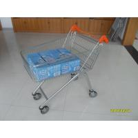 Wholesale Low Carbon Zinc Plated clear coating Steel UK Shopping Cart 100L from china suppliers