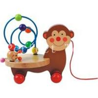 Wholesale Educational wooden toys /bead game /monkey bead game from china suppliers
