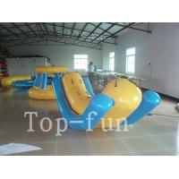 Wholesale Outdoor Summer Water Games inflatable Water Park Game For Kids And Adults from china suppliers