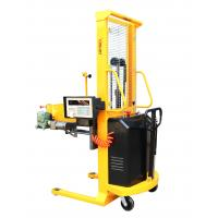 Wholesale 500Kg Load Multi-function Electronic Balance Electric Forklift Drum Lifter from china suppliers