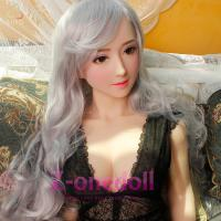 Quality 145cm silicone human model, sex toy shop 100% full silicone solid sex doll for sale