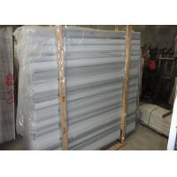 Wholesale White And Grey Marble Stone Slab Marble Wall Panels For Showers Huge Size from china suppliers