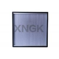 Wholesale Deep Folded Hepa Panel ULPA Air Filter from china suppliers
