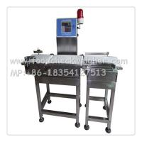 Wholesale check weighing systems in Indonesia for frozen chicken online weighing checker from china suppliers