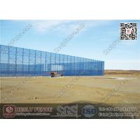 China Windbreak Fence Wall for coal dust control