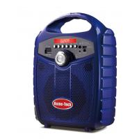Wholesale 4.5 Inch Active Plastic Battery Powered Speaker Box With Led Display , Fm Radio from china suppliers