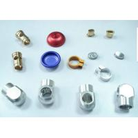 Wholesale Customized CNC Machining Parts / Aluminum Precision Machined Milling Products for Electronic from china suppliers