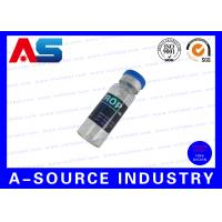 Wholesale Medicine Steroid Bottle Labels , Sterile Glass Vials Label Sticker from china suppliers