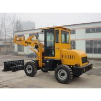 Wholesale 0.8T Small Wheel Loader ZL08G with CE from china suppliers