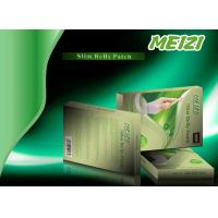 Wholesale Effective Herbal Meizi SLim Belly Weight Loss Slimming Patches, OEM Patch for Burning Fat from china suppliers