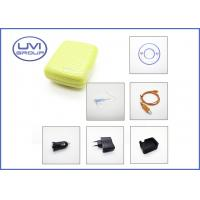 Buy cheap Global Smallest Waterproof Personal GPS Trackers For Kids With SOS , Real time from wholesalers