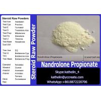 Wholesale Steroid Cycle Powder Nandrolone Propionate / Nandrolone Prop CAS 7207-92-3 from china suppliers