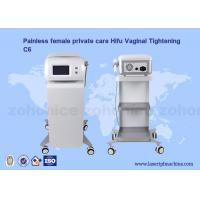 Wholesale Vaginal Tightening / Rejuvenation High Intensity Focused Ultrasound Hifu 110v / 220v from china suppliers