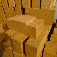 Wholesale 55% Alumina Kiln Refractory Bricks Red Heat proof and Thermal Shock Resistance from china suppliers