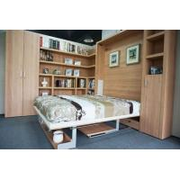 Wholesale Multifunctional Hidden Space Saving Murphy Bed Wall Bed , E1 Grade Natural from china suppliers