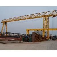 Wholesale 10t Single Girder Electric Hoist Gantry Crane from china suppliers