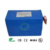 Wholesale 72V Lithium Ion Motorcycle Battery for AGV / Golf Cart / Tricyle / Scooter from china suppliers