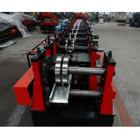 Wholesale Automatic Purlin Roll Former , Pre - Cutter Adjusted C Purlin Machine Export to Saudi Arab from china suppliers