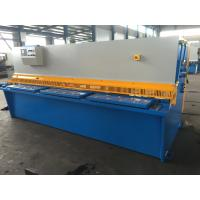 Wholesale Reliable performance Hydraulic Shearing Machine for cut steel plate 8 × 5000 from china suppliers