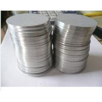 Buy cheap sintered metal powder titanium porous plate for hydrogen generators from wholesalers