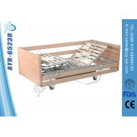 Wholesale Rotating Adjustable Disabled Patient Homecare Bed Electric Hospital Beds For Home Use from china suppliers