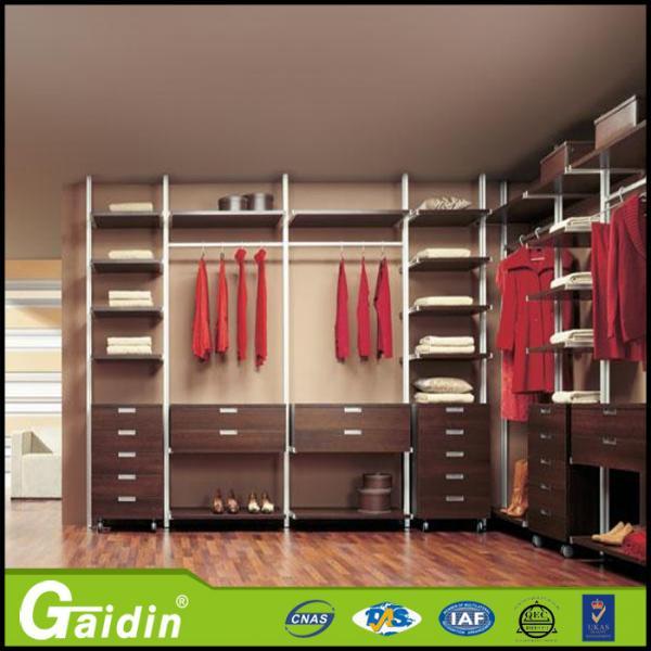Hottest Luxury Modern Design Bedroom Furniture Save Space Cloth Modular Wardrobe Of Item 103428791