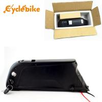 Wholesale 48 volt 10.4ah QT Electric Bike Lithium Battery Pack Pollution-free from china suppliers