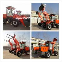 Wholesale 2T loader ZL20F with optional accessories from china suppliers