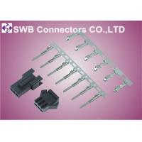 Wholesale 2 pin - 9 pin 2.54mm Printed Circuit Board Connector Wire to Wire 9556 Series from china suppliers