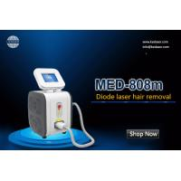 Wholesale Portable 808nm Painless Hair Removal Laser Machines With German Diode Arrays from china suppliers