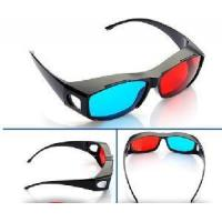 Wholesale Red Blue Cyan Nvidia 3D Vision Myopia & General Glasses (1052) from china suppliers