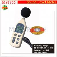 Wholesale USB decible Level Meter  MS1356 from china suppliers