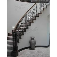 Wholesale Metal Balcony Railing wrought iron balustrae from china suppliers