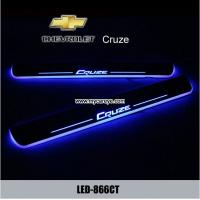 Wholesale Chevrolet Cruze car door light emblem auto door welcome light installation from china suppliers