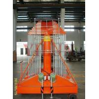 Wholesale Steel Material Hydraulic Work Platform Lift  Color OEM For Urban Construction from china suppliers