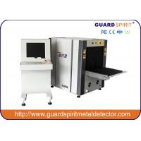 Wholesale Conveyor Seurity inspection Equipment , middle tunnel X Ray Luggage Scanner For metro from china suppliers