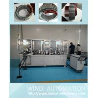 Wholesale Aircraft areo flat wire hairpin forming shape the generator conductor wire bending machine WIND-AWF from china suppliers