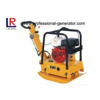Wholesale 9 HP Reversible Plate Compactor with Gasoline Engine 30kn Force LCR160 from china suppliers