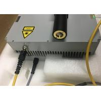 Quality 10W / 20W / 30W Flexible Fiber Laser Marking Machine For Automobile Industry for sale