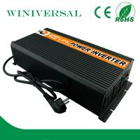 Wholesale 2000W UPS power inverter with charge pure sine wave from china suppliers