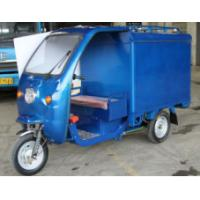 Wholesale Electric Delivery Tricycle , Multi - Functional  Electric Closed Tricycle size 3120*1060*1750 from china suppliers